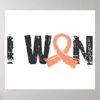 I Won Endometrial Cancer Posters
