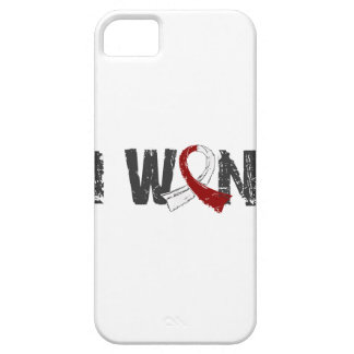 I Won Head Neck Cancer iPhone SE/5/5s Case