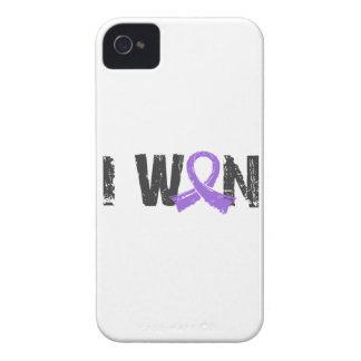 I Won Hodgkin's Lymphoma iPhone 4 Cover