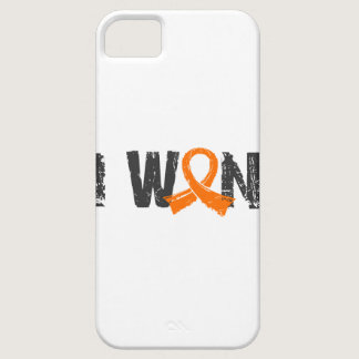 I Won Kidney Cancer iPhone SE/5/5s Case