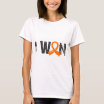 I Won Kidney Cancer T-Shirt