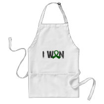 I Won Liver Cancer Adult Apron