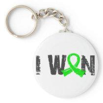 I Won Lymphoma Keychain