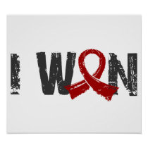 I Won Multiple Myeloma Poster