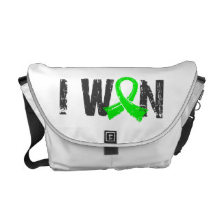 I Won Non-Hodgkin s Lymphoma Courier Bags