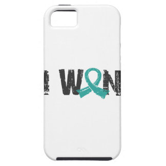 I Won Ovarian Cancer iPhone SE/5/5s Case