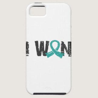 I Won Ovarian Cancer iPhone SE/5/5s Case