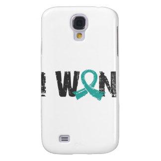 I Won Peritoneal Cancer Samsung Galaxy S4 Cases