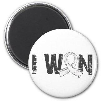 I Won Retinoblastoma Refrigerator Magnet