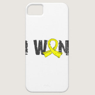 I Won Testicular Cancer iPhone SE/5/5s Case