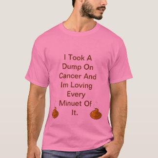 I won the battle against cancer T-Shirt