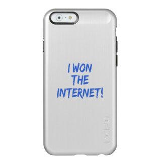 I Won the Internet Incipio Feather Shine iPhone 6 Case