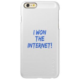 I Won the Internet Incipio Feather Shine iPhone 6 Plus Case