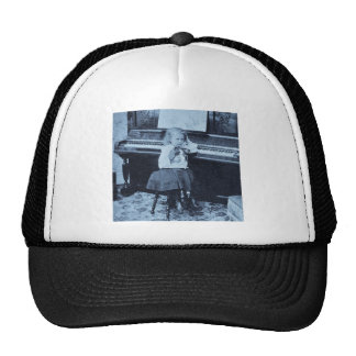 I Won't Practice Another Minute Vintage Stereoview Trucker Hat