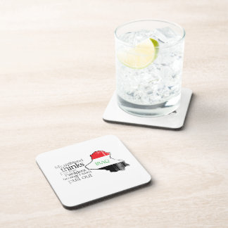 I won't pull out Faded.png Drink Coaster