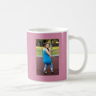 I won't tell coffee mug