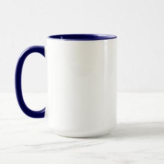 I Woof Borzoi Mug