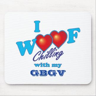 I Woof GBGV Mouse Pad