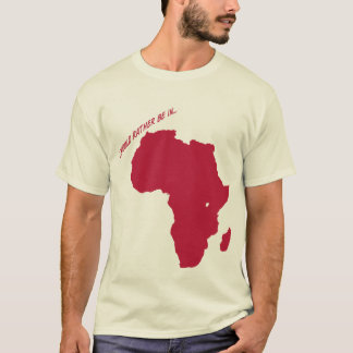 i would rather be in africa T-Shirt