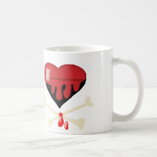I would sacrifice my heart to have yours coffee mug