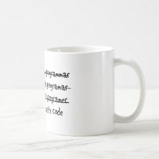 I Write Code Mugs
