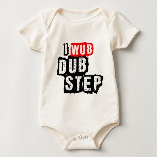 I Wub Dubstep Baby Bodysuit
