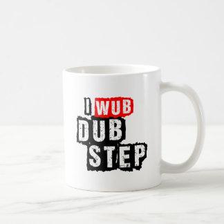 I Wub Dubstep Coffee Mug