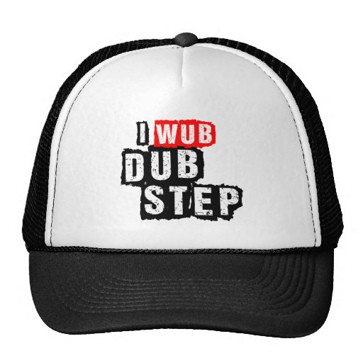 I Wub Dubstep Trucker Hat