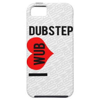 'I Wub Dubstep' iPhone 5 Case