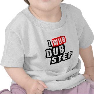 I Wub Dubstep Tshirt
