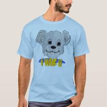 I Wuf U T-Shirt