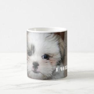 I wuff tea coffee mug