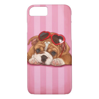 I wuv you iPhone 7 case