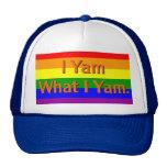 I Yam What I Yam. Hat