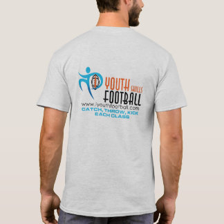 Youth Football T Shirts Shirt Designs Zazzle