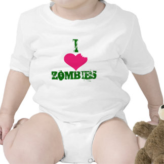 I Zombi-enredadera del CORAZÓN Camisetas