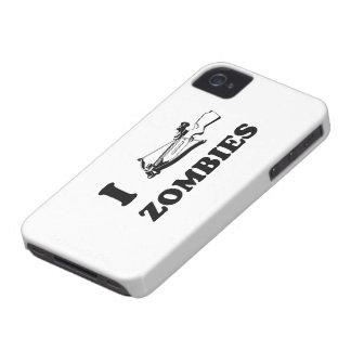 I zombis de la ballesta iPhone 4 carcasas