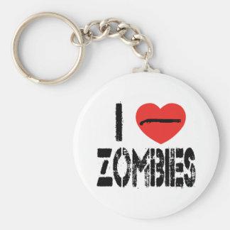 I zombis de la escopeta llaveros personalizados