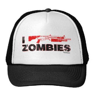 I zombis de la escopeta - mutante Zomb de la Gorra