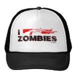 I zombis de la escopeta - mutante Zomb de la matan Gorra