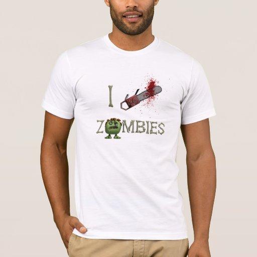 I zombis de la motosierra playera