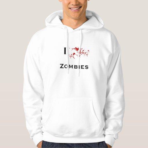 I zombis de Splat Sudadera