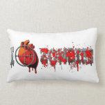 I zombis del corazón almohada