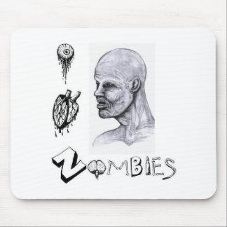 I zombis del corazón (amor) tapete de ratones
