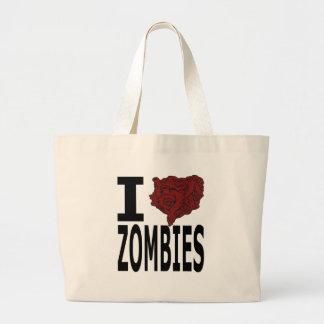 I zombis del corazón bolsas de mano
