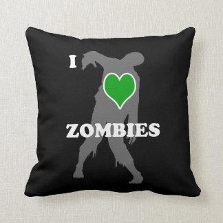 I zombis del corazón cojines