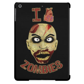 I zombis del corazón funda para iPad air