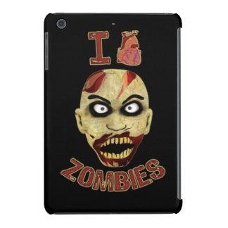 I zombis del corazón funda para iPad mini retina