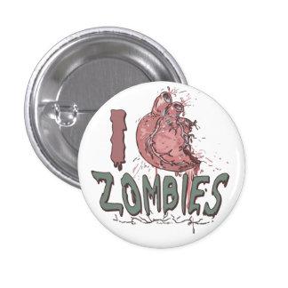 I zombis del corazón por los estudios de Mudge Pins