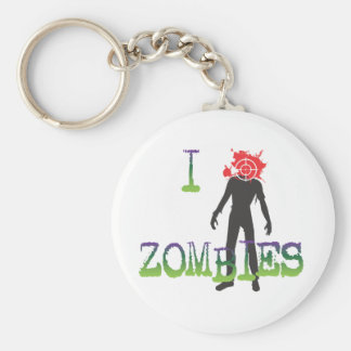 I zombis del Headshot Llavero